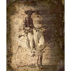 Unknown Alabama Confederate soldier.