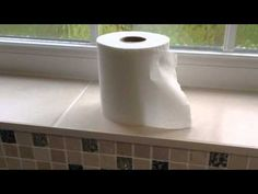 "Dad'S ""how-to"" video series shames kids into replacing the toilet paper ( video) Paper Video, Parenting Win, Household Chores, Toilet Paper Roll, Friends Mom, Teaching Kids, Videos, Dads, Shit Happens"