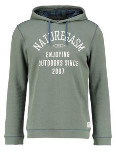 TOM TAILOR DENIM Sweatshirt light spruce green Bekleidung bei Zalando.de | Material Oberstoff: 99% Baumwolle, 1% Viskose | Bekleidung jetzt versandkostenfrei bei Zalando.de bestellen!