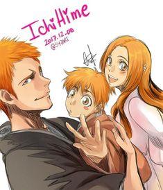 ♥Ichigo & Orihime「IchiHime」Ичиго и Орихиме♥