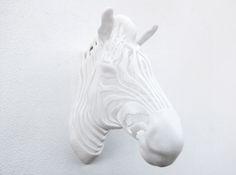 3D Printed Zebra