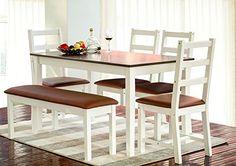 Merax 55 - Inch Wood Dining Set with Bench and 4 Chairs -... https://www.amazon.com/dp/B01CS8ZMPE/ref=cm_sw_r_pi_dp_zHFAxbPGE2BEQ