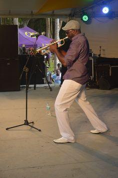 Dave Brown at #Gospelfest #Barbados 2013