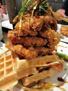 Killer Vegas Food - including this from Hash House a Go Go