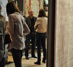 Im-Gespräch Room Interior Design, Interior Designing