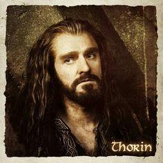 Thorin Oakenshield, King Under the Mountain