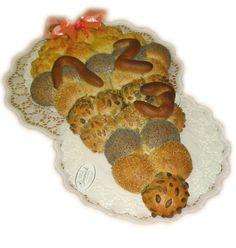 Zuckertüte  30 Teile, Saaten bestreut, Weizenteig Bread Baking, Plates, School, Tableware, Gifts, Funny Food, Yummy Food, Food And Drinks, Breads Bakery