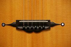 guitar bridge types - Google Search