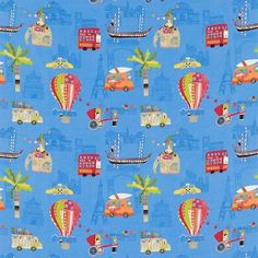 Harlequin Distant Shores Fabric 3204 Designer Fabrics and Wallpapers by Sanderson, Harlequin, Morris, Osborne, Little And many more