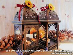 Most current Totally Free Moroccan Lanterns wedding Popular Usually for many decorations, Moroccan lanterns might be a good sort of illumination for you to incorporate. Wedding Lanterns, Rustic Lanterns, Wedding Lighting, Lantern Designs, Moroccan Lanterns, Wedding Background, Handmade Beaded Jewelry, Diy Garden Decor, How To Make Beads