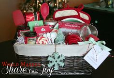 #WorldMarket Share the Joy >>The Crafted Sparrow -- Random Acts of Christmas Kindness