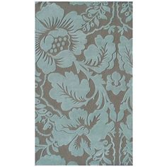 I pinned this Sebastian Rug in Teal & Taupe from the Classic Updates event at Joss and Main! Bunny Williams Home, Aqua Rug, Layla Grayce, Elements Of Design, Magic Carpet, Deco Furniture, Accent Rugs, Joss And Main, Wool Rug