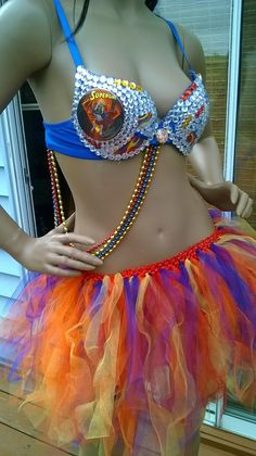 EDC bra Super HOT girl bra or set in time for by Smokinghotdivas