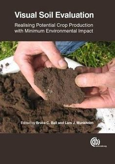 Description: Visual Soil Evaluation (VSE) provides land users and environmental authorities with the tools to assess soil quality for crop performance. This book describes the assessment of the various structural conditions of soil, especially after quality degradation such as compaction, erosion or organic matter loss. Covering a broad range of land types from abandoned peats to prime arable land, this useful handbook assesses yield potential across a range of scales.