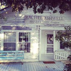 "New found love of ""Rachel Ashwell"" style!!"