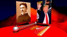La Extraña Conexión entre Nikola Tesla y Donald Trump