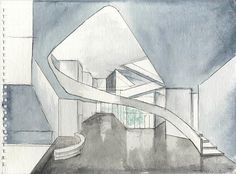 Steven Holl Architects: Forking Time