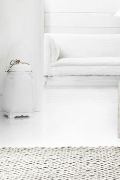 pictures of white rooms for your inspiration. curated by a restless designer. White Beige, All White, White Light, Brown And Grey, Pure White, White Stuff, Snow White, Winter White, French Connection Home