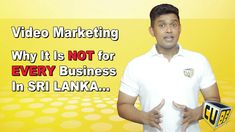 "Three questions I ""always"" get asked from clients who first inquire about doing video marketing sri lanka: Will video work for my business? Do Video, Strong Feelings, Great Videos, Learning Centers, Business Branding, Lead Generation, Startups, Viral Videos, Sri Lanka"