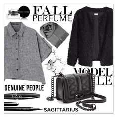 """""""# I/3 Genuine People"""" by lucky-1990 ❤ liked on Polyvore featuring Marc Jacobs, NYX, Bobbi Brown Cosmetics and Rebecca Minkoff"""