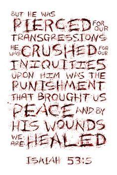 Thomas Ramey - Isaiah 53:5