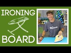 You'll Never Guess What Quilting Staple You Can Use To Make This Take-Anywhere Ironing Board!!! – Crafty House