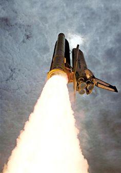 Space Shuttle Launch