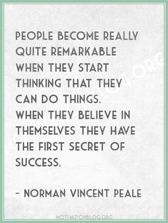 norman vincent peale quotes with images | Norman Vincent Peale quote - Motivational quotes and posters