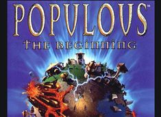 Populous: The Beginning - Vintage PC Game Vintage Video Games, Begin, Pc Game, Toys For Boys, Followers, Organize, It Cast, God, Amazon