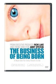 The Business of Being Born -- The Business of Being Born explores the history of obstetrics, thehistory and function of midwives, and how many common medical practicesmay be doing new mothers more harm than good.