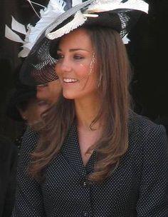 William & Kate Middleton et Harry - the Order of the Garter _ 17 juin 2008