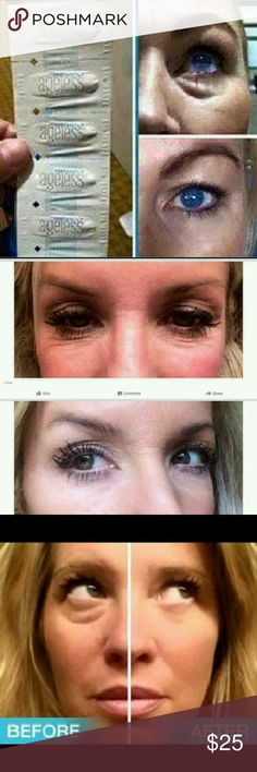 LOOK FRESH AGAIN! Roll back that clock! Get 5 sachets of Instantly Ageless also available the amazing stem cell serum ask about my packages of both and I can make a custom listing just for YOU!!! That's me your posher in the third pic! Makeup Eye Primer