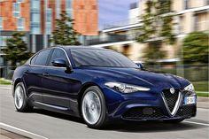 Dank Heckantrieb, toller Gewichtsverteilung und sehr direkter Lenkung fährt sich auch die Diesel-Giulia hervorragend
