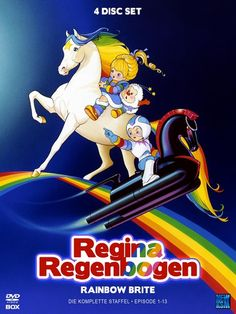 rainbow brite!! remember those #childhood days
