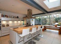 Wraparound Extension Plans London | T G Norris