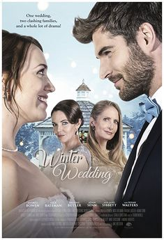 Winter Wedding - an UP Christmas Movie, December 25th