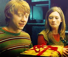 Ginny's expression! Xp