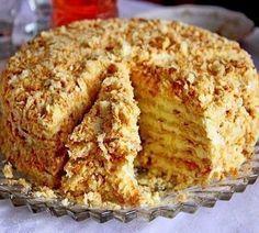 Самый вкусный торт «Светлана» без выпечки Ингредиенты для коржей: 3 стакана муки 1 банка сгущенки 1 яйцо 1 ч.л. соды 1 ч.л. уксуса (погасить соду уксусом) Ингредиенты для крема: 750 гр молока 200 гр сливочного масла 1,5 стакана сахарного песка 2 яйца 3 ст.л. муки Ванилин – по вкусу Рецепт приготовления торта «Светлана» без выпечки: …
