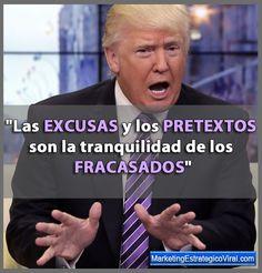 Frases de Negocios de Donald Trump. Frases de Donald Trump