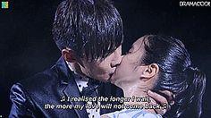 Murphy's Law of Love Kiss In The Rain