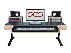 SCS Keyboard Desk 88 Key