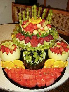 Fruit creativity