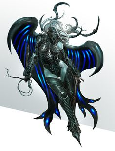 kekai-k:  Guild Wars 2 Largos concepts