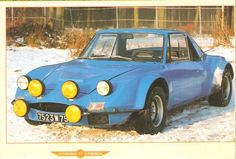 Matra 530 A prototype prepared by Weslake powered by a rear-mounted litre Ford for the Critérium des Cévennes rally. However Henry Pescarolo, who was to pilot the car, was injured prior to the rally and the 530 never competed. Ford V6, Matra, Automobile, Daimler Ag, Engineering Technology, Dirt Track, Car Pictures, Big Boys, Cars Motorcycles