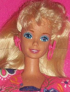 1991 Hot looks Barbie