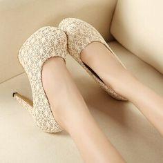 Chaussure avec des motifs♥♥