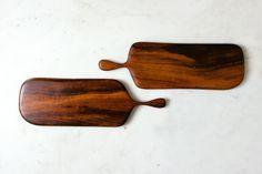 rosewood bread board | board and bread