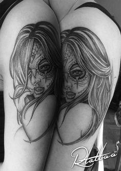 Artist Robin @ Lat'Ink Tattoo - Stockholm