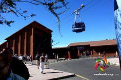 Teleférico del Teide #teide #tenerife #landscape #hiking #hike #senderismo #outdoors #trekking