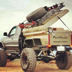 Nice looking set-up for Taco Tuesday! Thoughts? #bendercustoms #tacotuesday #overland #expedition #adventure #toyota #tacoma